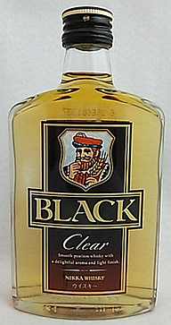 black nikka clear